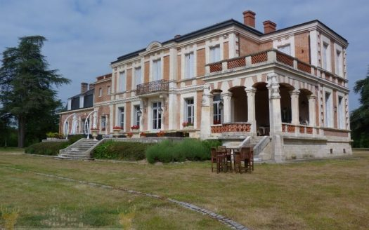 Château à vendre sur 25ha - Propriétés de Sologne