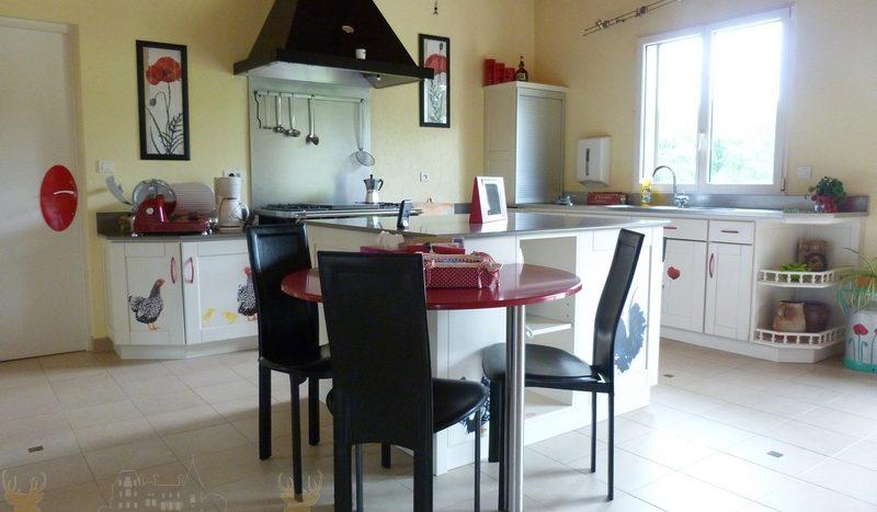 Maison d'architecte à vendre sur 40ha - Propriétés de Sologne